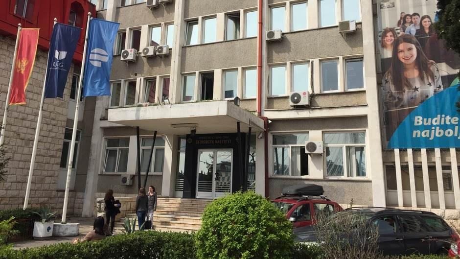 Kako upisati fakultet u Crnoj Gori