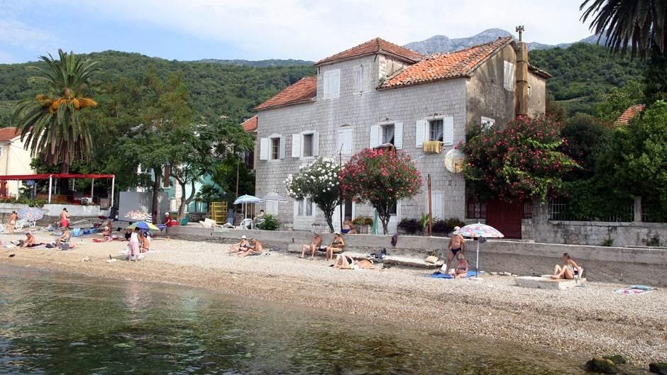 Herceg Novi, plaža, more