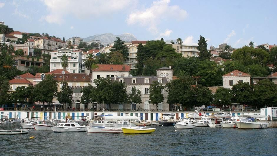Herceg Novi, more