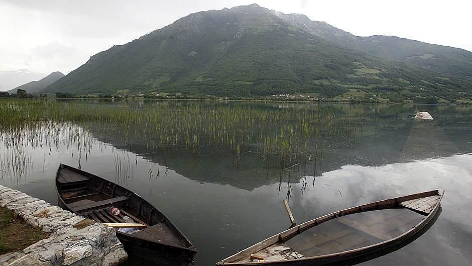 Plav, Plavsko jezero, jezero