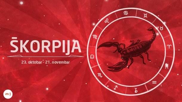 Škorpije, evo šta vam donosi ova godina!