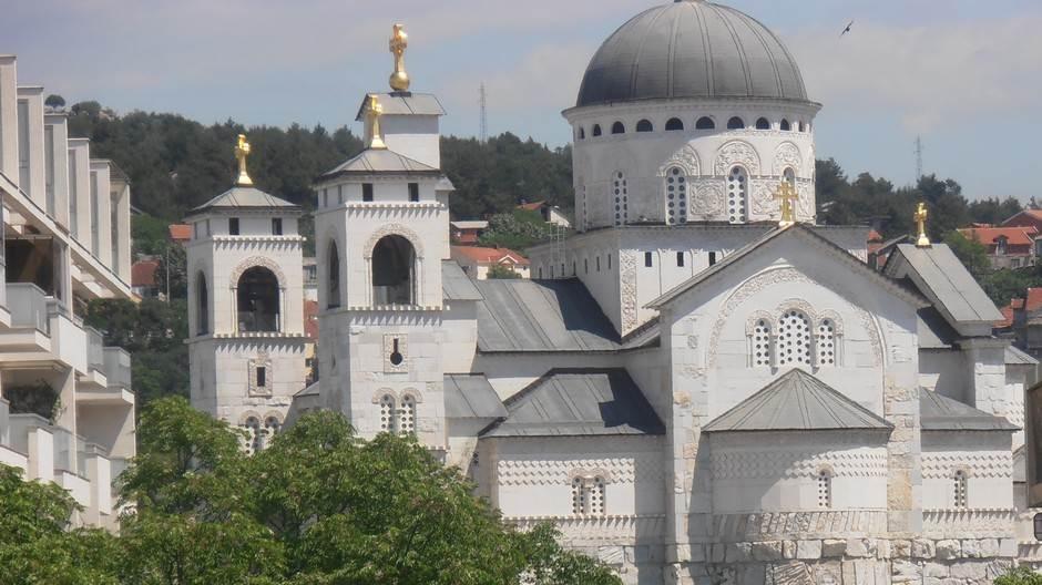 Hram podgorica crkva