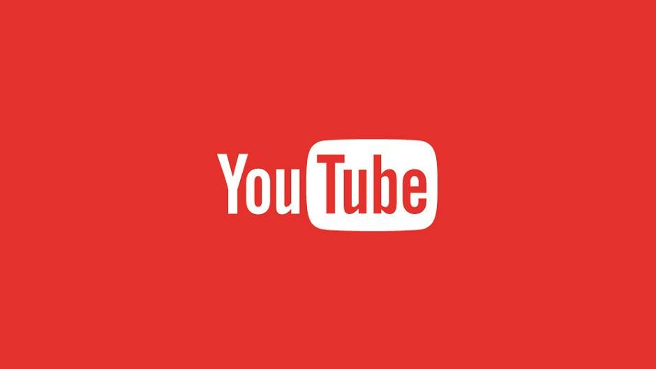 YouTube logo,