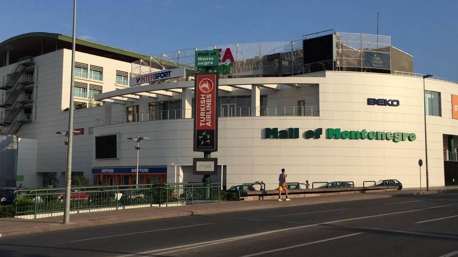 Mall of Montenegro, Gintaš
