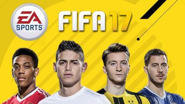 FIFA 17, FIFA