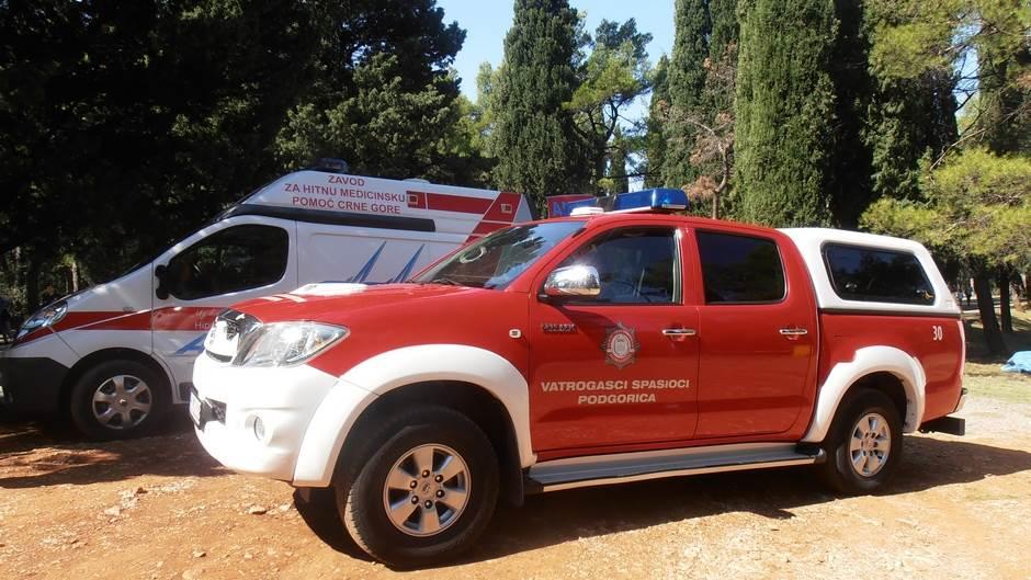 vatrogasci hitna spasioci