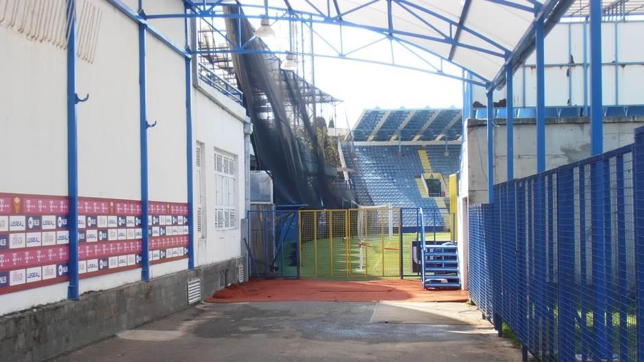 stadion buducnost budućnost kapija pod Goricom