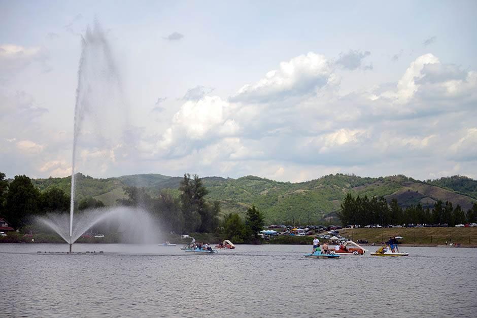 srebrno jezero, 1 maj, uranak