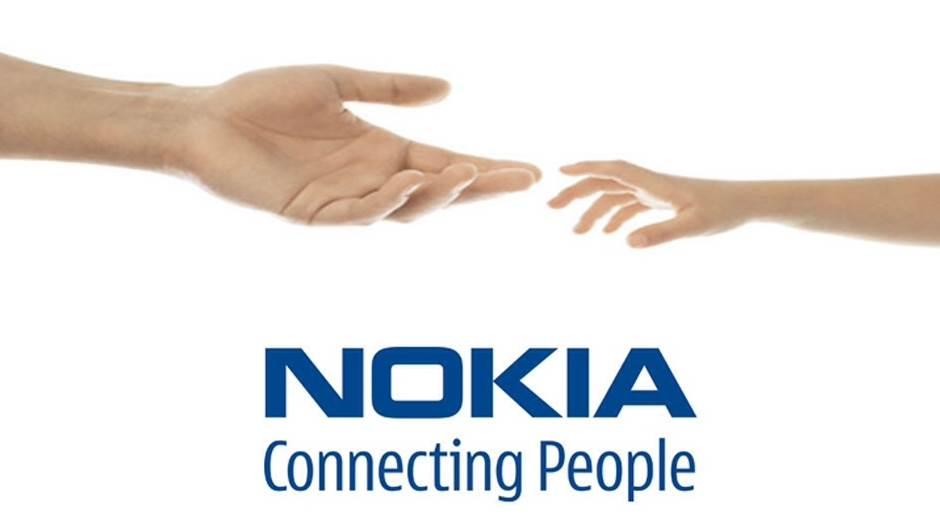 Nokia logo, NCP, Nokia Connecting People