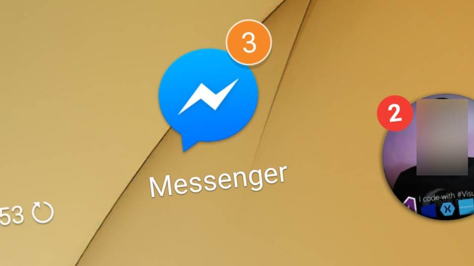 Messenger, MSNGR, Chat Heads, Messenger Chat Heads