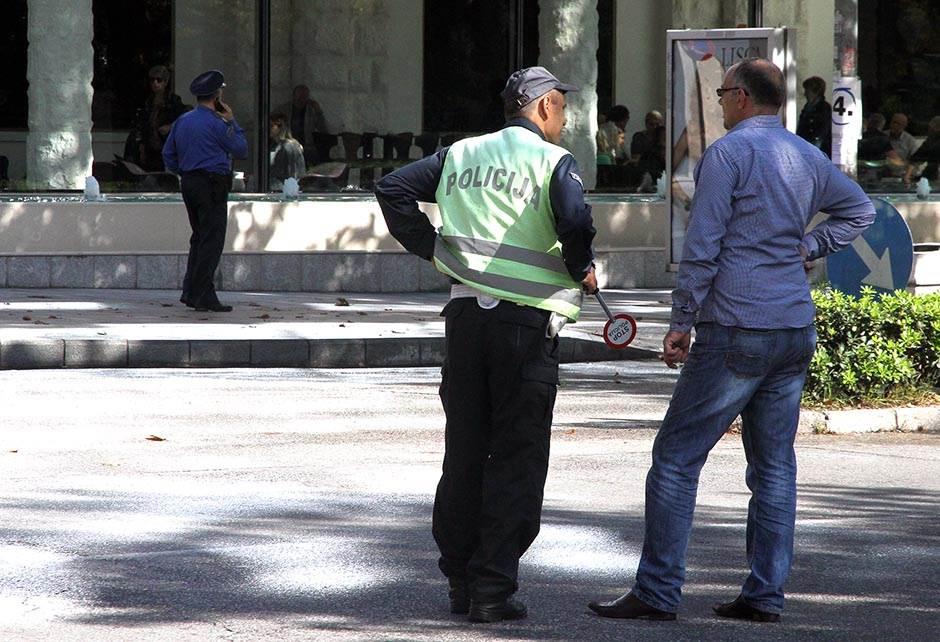 policija saobraćajac