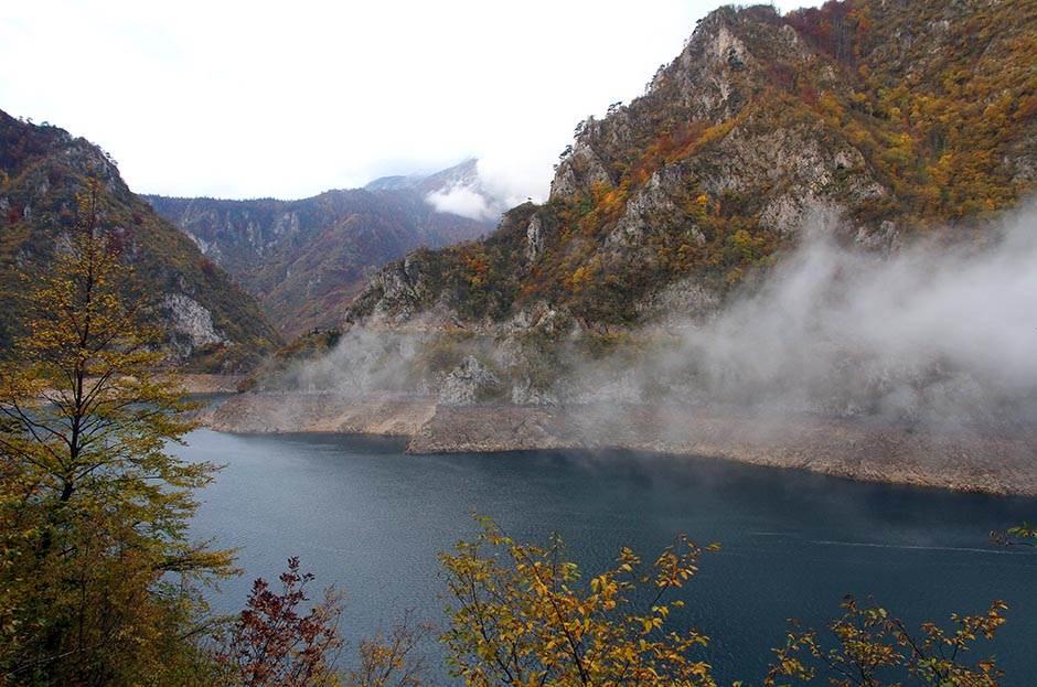 Ljepota! Kanjon rijeke Pive (FOTO, VIDEO)