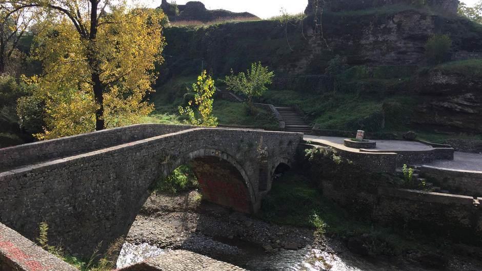 Most na sastavcima