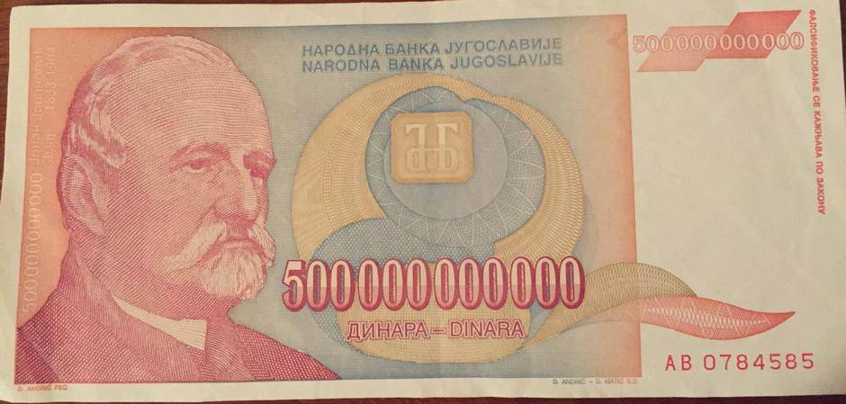 Novac 1993