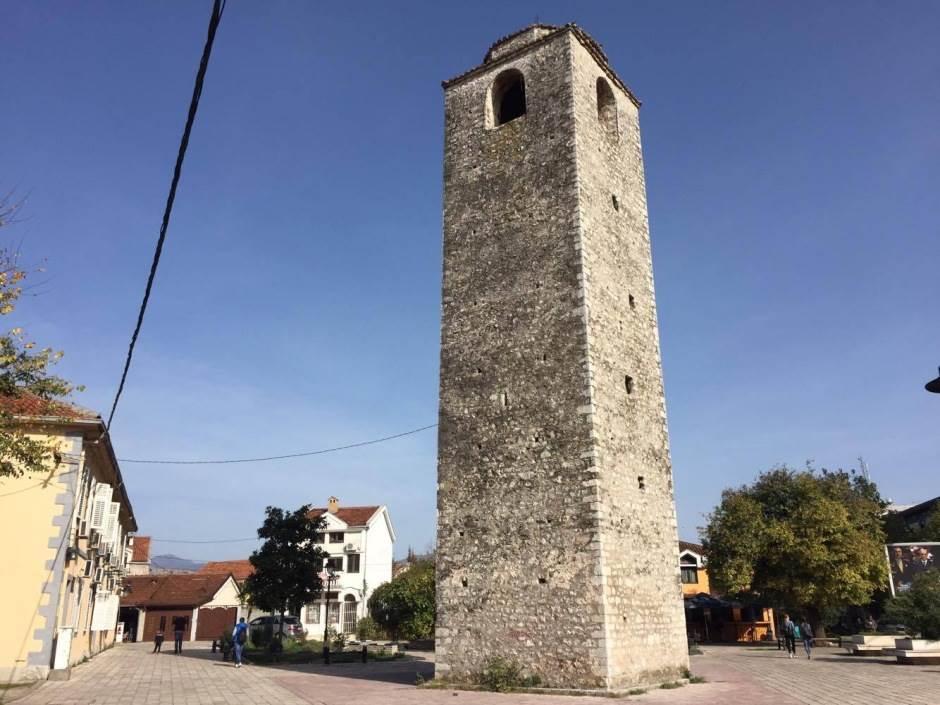 Simboli Podgorice: Sahat kula (FOTO)