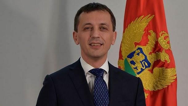 ministar Predrag Bošković