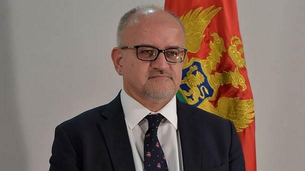 Ministar vanjskih poslova Srđan Darmanović