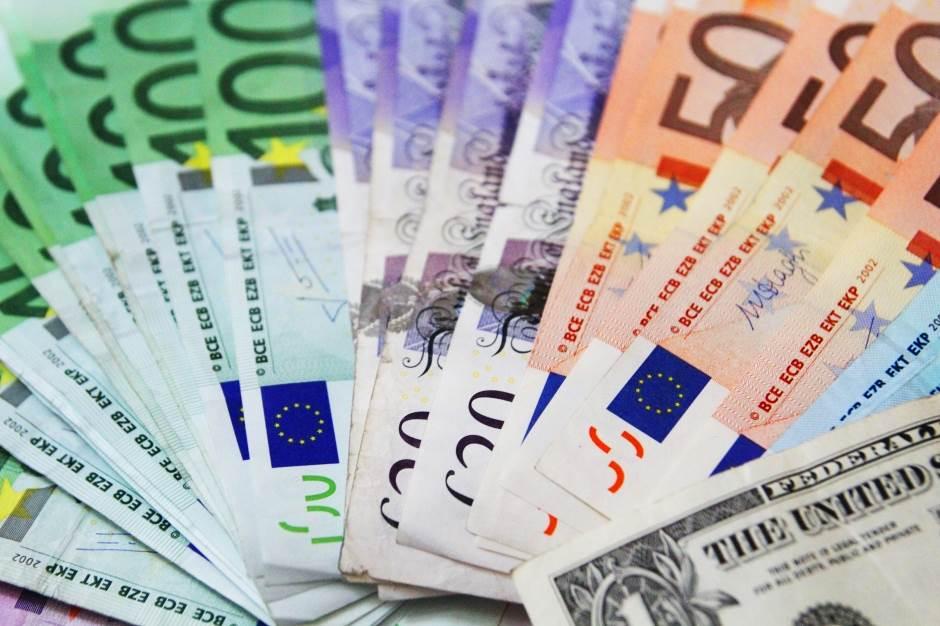 novac, evri, evro, pare, novcanice, novčanice, novčanica