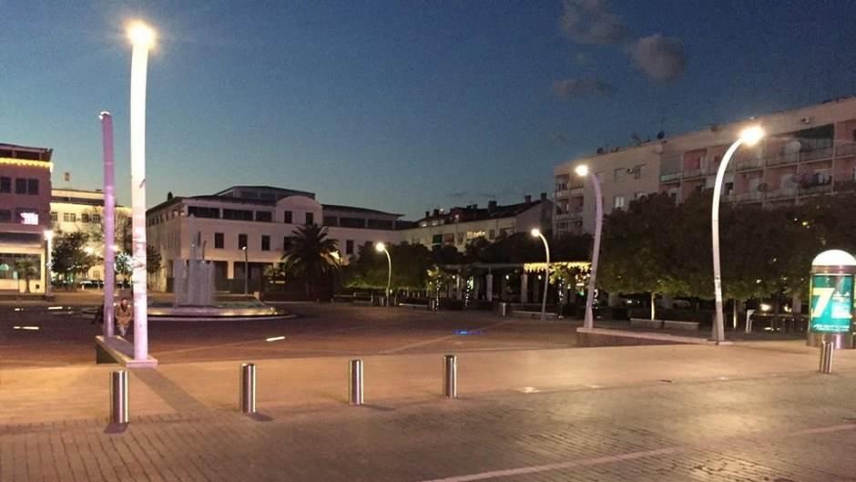 Trg Podgorica