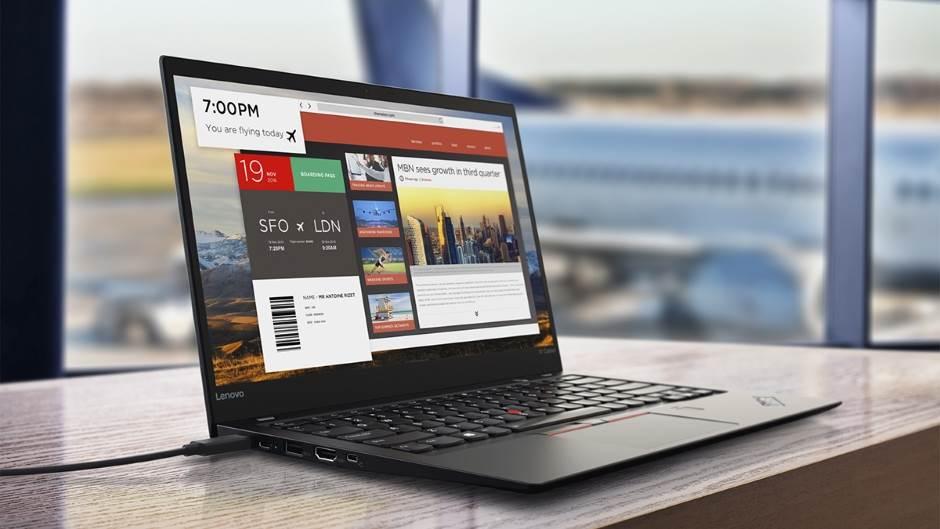 Lenovo ThinkPad X1 Carbon CES 2017