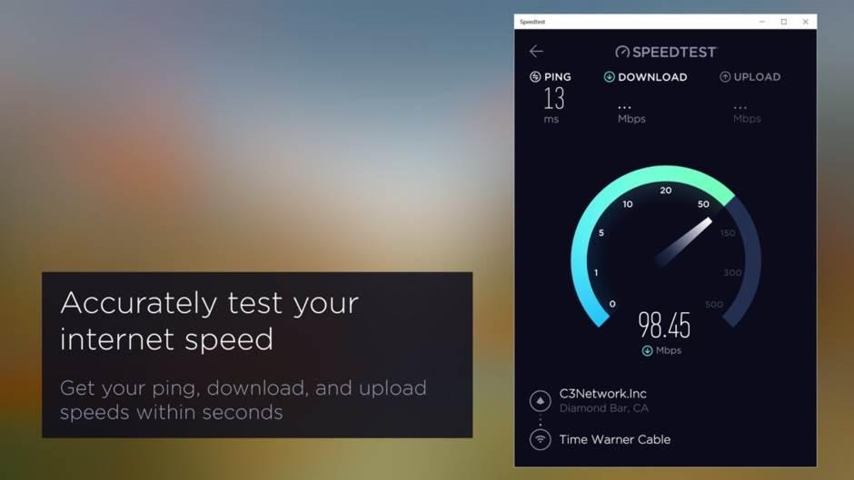 Najbrži način da izmjerite brzinu interneta