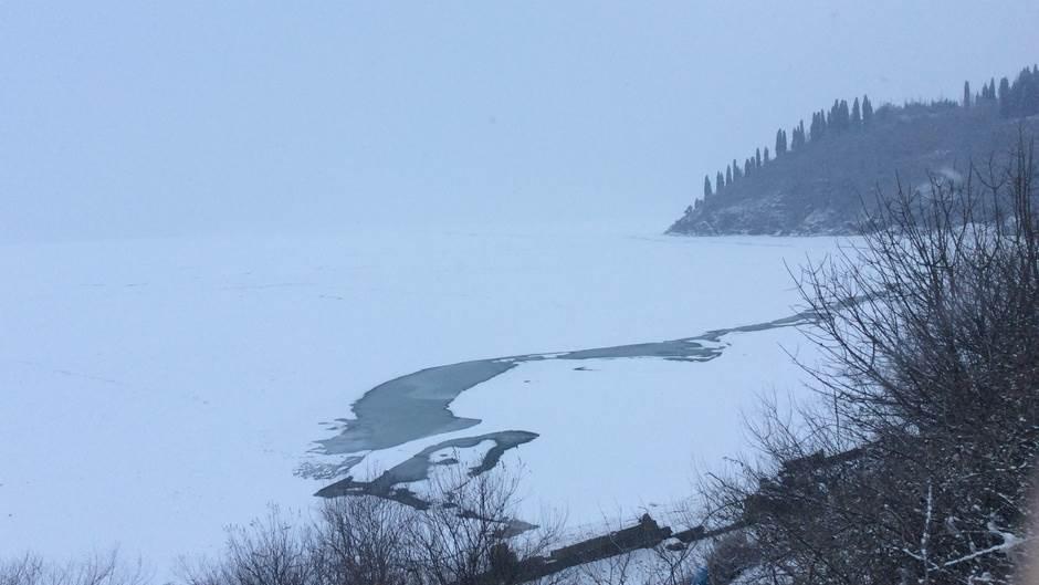 Snijeg u Petrovcu