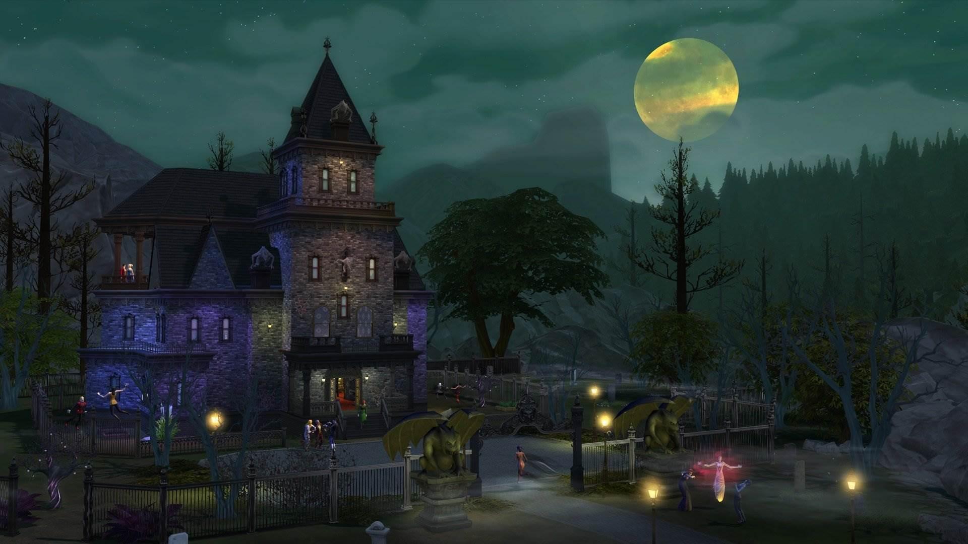 Vampiri u The Sims 4 (VIDEO)