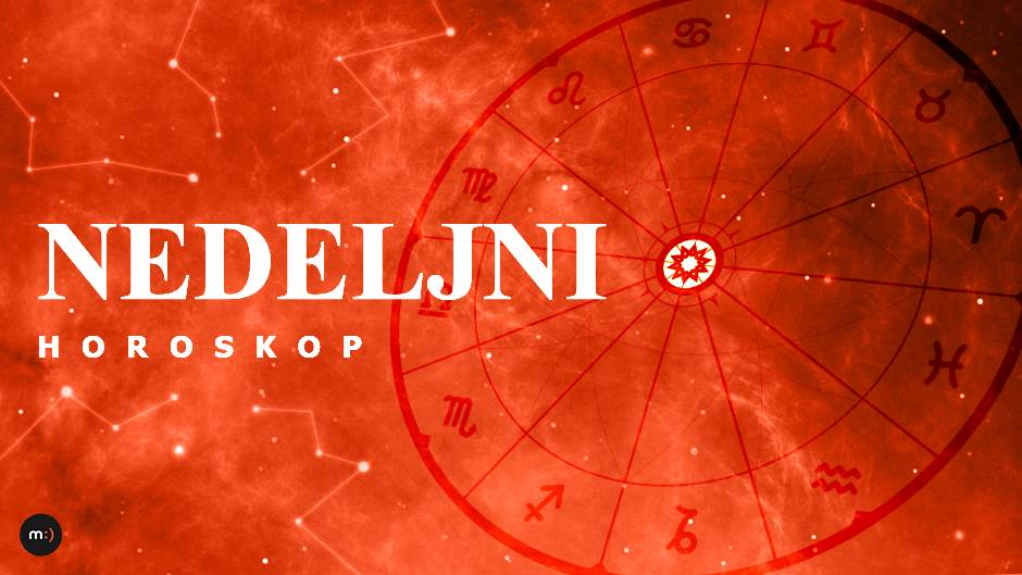 Nedeljni horoskop od 20.11. do 26. 11. 2017.