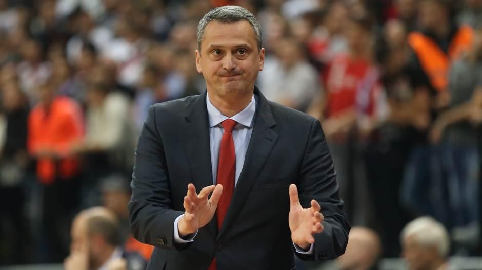 KK Crvena zvezda: Radonjiću, hvala i srećno!