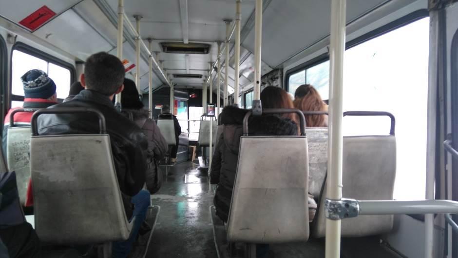 autobus, prevoz, gradski prevoz