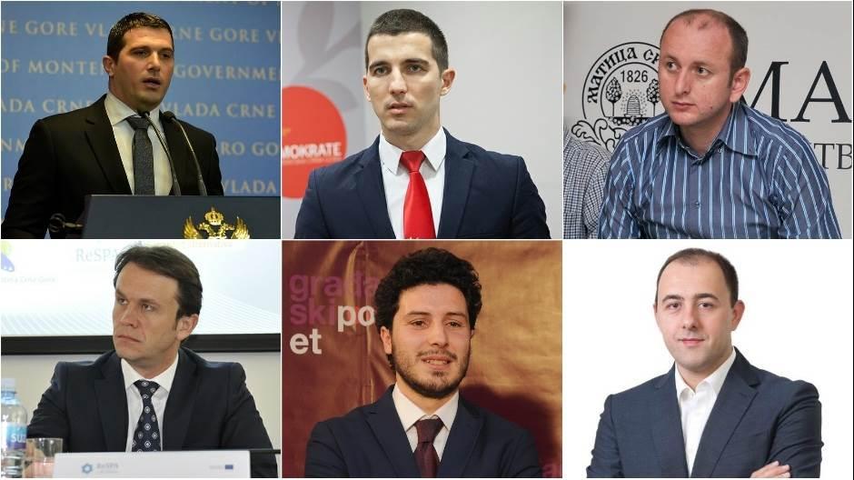 Ko je najperspektivniji političar u Crnoj Gori?