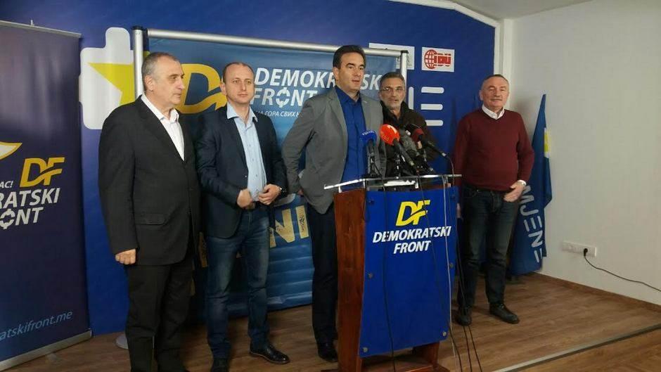 Demokratski front DF Medojević Knežević