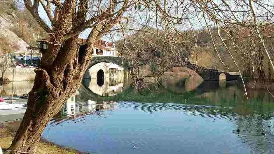 Danilov most Rijeka Crnojevića