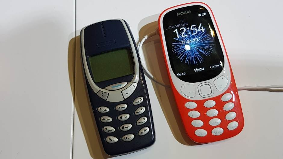Testirano: Koja je jača, stara ili nova 3310