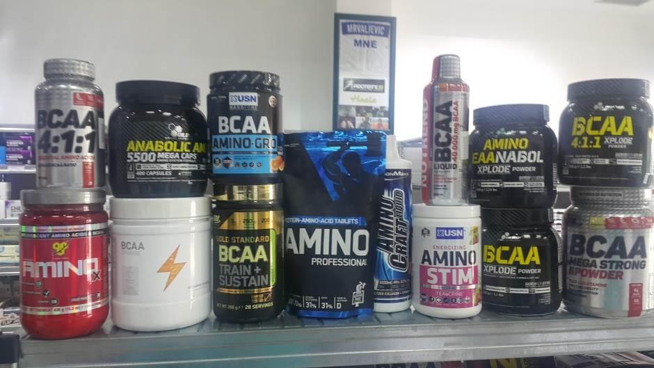 Aminokiseline čuvaju mišiće od propadanja (FOTO)