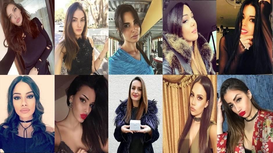 Ko su najpraćenije Crnogorke na Instagramu? ANKETA