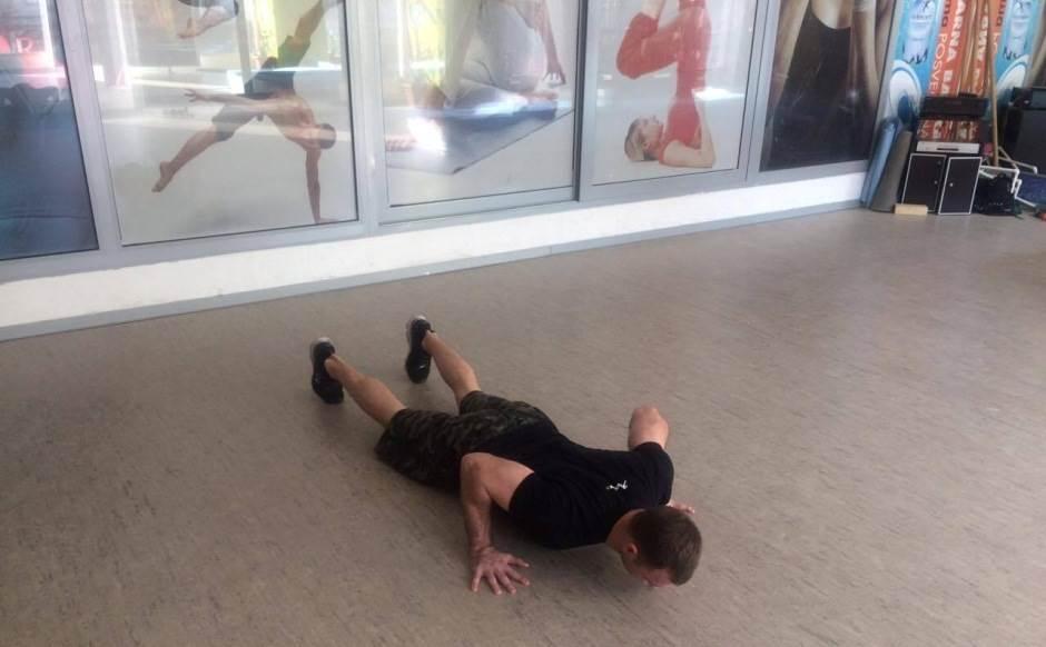 """""""Marinci"""" – trening izazova! (FOTO, VIDEO)"""