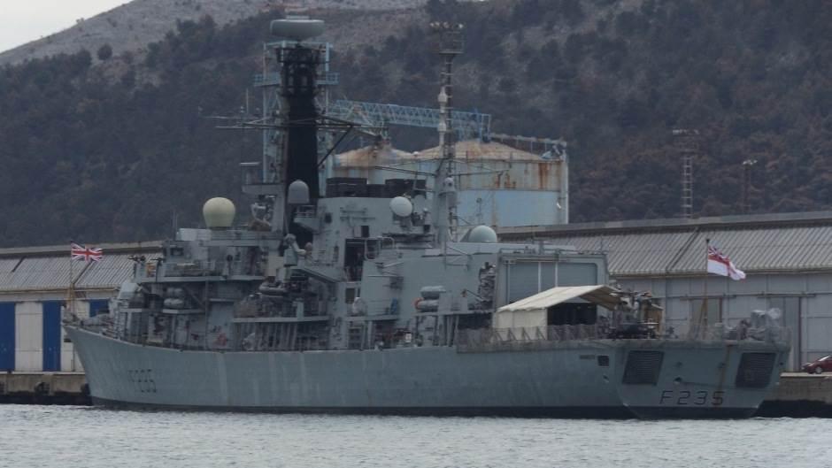 Britanija šalje novi brod u Persijski zaliv