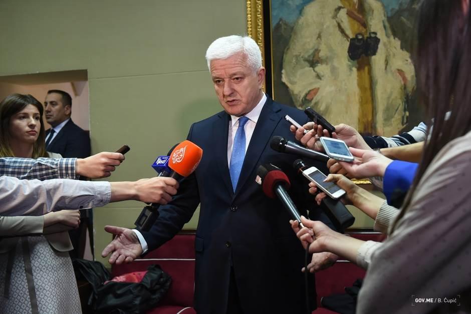 Duško Marković premijerski sat