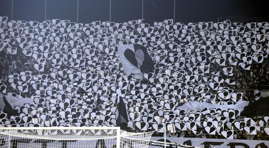 Grobari, navijači Partizana, Partizan