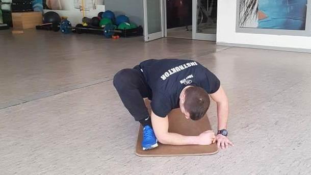 Ne zaboravljajte vježbe za mobilnost kukova! VIDEO