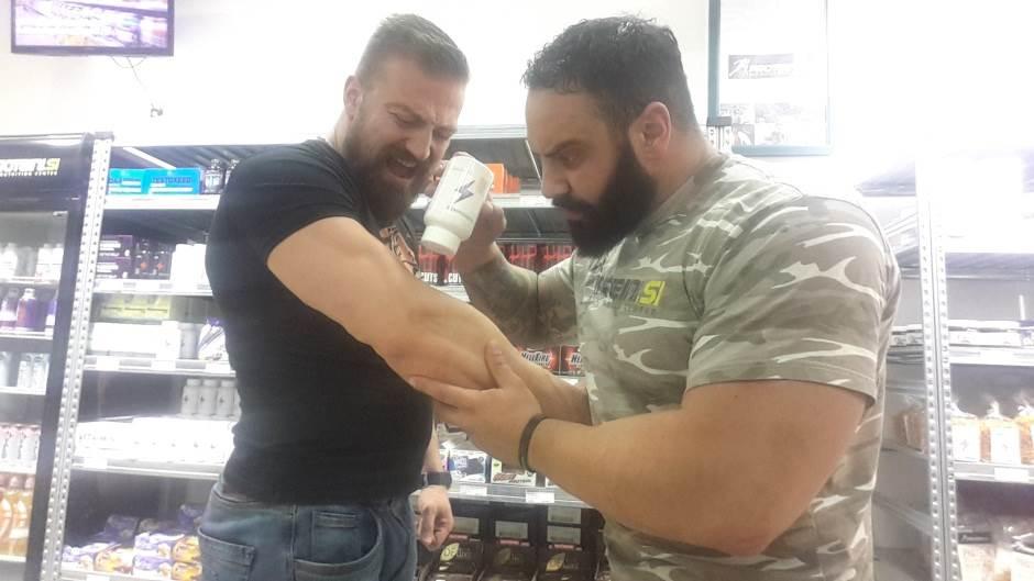 zglobovi proteini.si