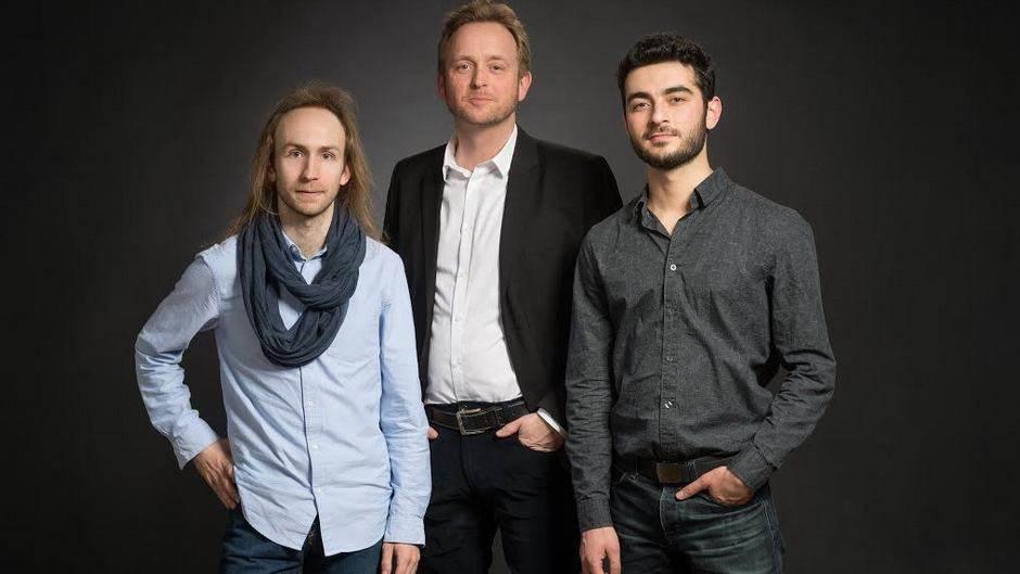 Koncert trija Ramsbol - Corvino - Bilgen u KIC-u