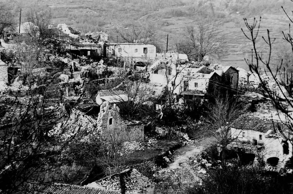 zemljotres 1979