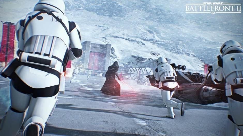 Znamo kad stiže Star Wars Battlefront 2 BETA!