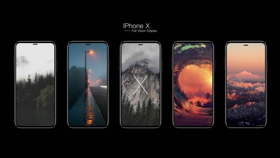 Gledate u NOVI iPhone 8 (FOTO)
