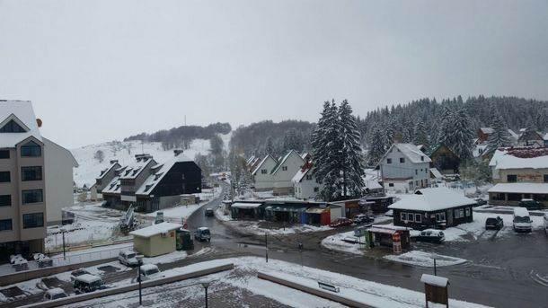 zabljak, sneg