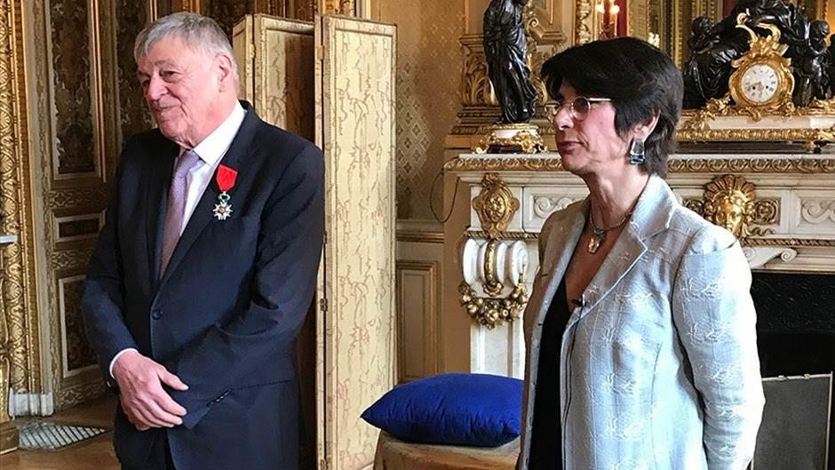 Princ Nikola odlikovan Legijom časti
