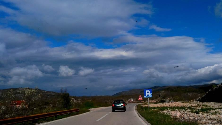 putevi oblaci put