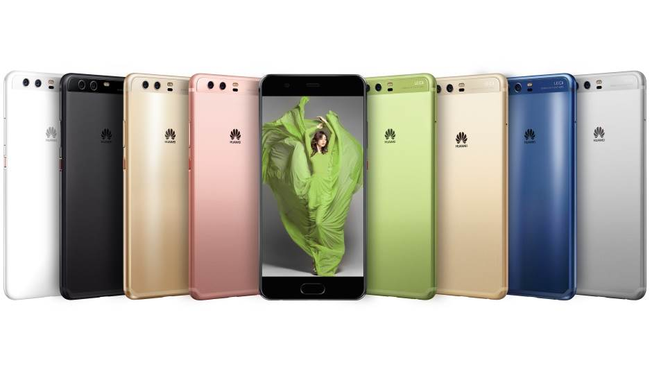 Huawei P10, P10